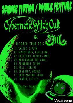 Autumn Tour 2017