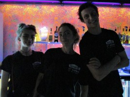 The friendly UV Bar
