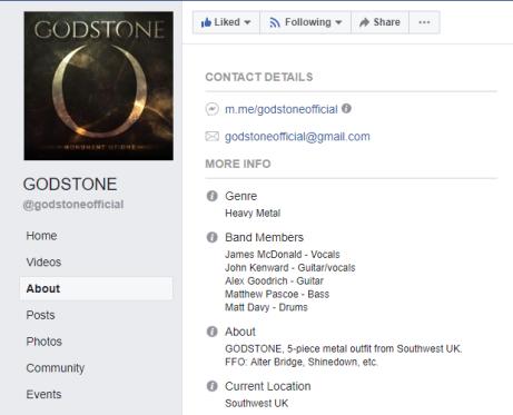 about-Godstone