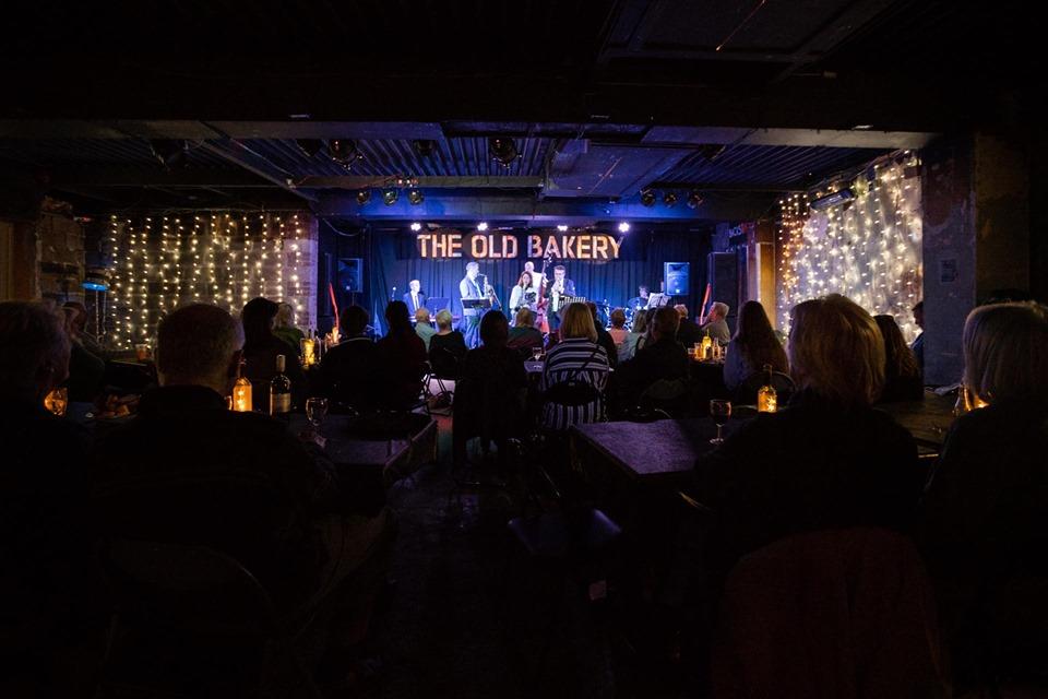 Jazz Lounge - Old Bakery Studios - by James Lorne